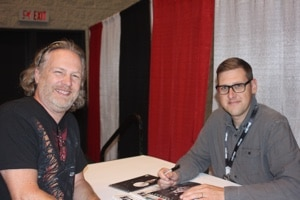 Jeff Lemire and Gary Bernier